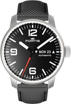 Fortis Watch Cosmonautis Spacematic Steel #add-content #basel-17 #bezel-fixed #bracelet-strap-leather #brand-fortis #case-depth-mm #case-material-steel #case-width-40mm #date-yes #day-yes #delivery-timescale-call-us #dial-colour-black #gender-mens #luxury #movement-automatic #new-product-yes #official-stockist-for-fortis-watches #packaging-fortis-watch-packaging #price-on-application #style-dress #subcat-cosmonautis #supplier-model-no-623-10-18-l10 #warranty-fortis-official-2-year-guarantee…