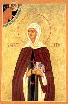 St. Ita,was an early Irish nun and patron saint of Killeedy