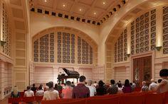 John Simpson Architects | Nuevo Auditorio del Royal College of Music | Londres, Reino Unido | 2015-2018