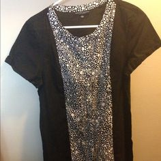 Cute dress or can be worn as a shirt Cute dress or shirt very thin material. Dresses