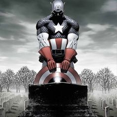 John 15:13 Greater love has no one than this: to lay down one's life for one's friends.  Never forget those that fought for our country.  #marvelcomics #marvel #comic #comics #comicbook #comicbooks #avengers #avengersassemble #captainamerica  #army #navy #airforce #marines #armedservices #remember #memorialday #Arlingtoncemetery #ArlingtonVirginia #neverforget #captainamericacivilwar