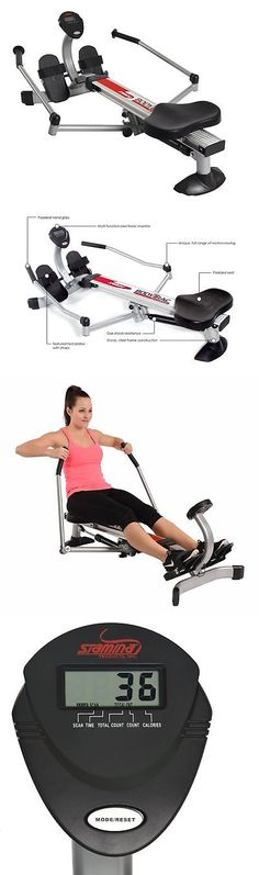 Rowing Machines 28060: Stamina Body Trac Glider 1050 Rowing Machine -> BUY IT NOW ONLY: $191.2 on eBay!