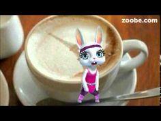 Kaffee...ungesund??? ..Jaaa...wenn ich keinen bekomme ;)) Coffee, Zoobe, Animation - YouTube