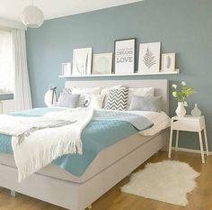 Diy Wall Decor For Bedroom, Childrens Bedroom Furniture, Bedroom Wall, Bedroom Ideas, Bed Room, Bedroom Designs, Bedroom Themes, Bedroom Inspiration, Ikea Bedroom