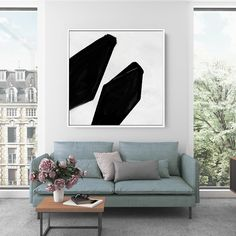 Abstract Canvas Art - Large Painting on Canvas, Contemporary Wall Art, Original Oversize Painting Large Artwork, Large Painting, Large Wall Art, Office Wall Decor, Home Decor Wall Art, Abstract Canvas Art, Canvas Wall Art, Contemporary Wall Art, Dorm Decorations