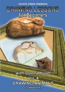 Amazon.com: Drawing Animals (Drawing Lessons for Beginners, vol.4): Donna Hugh, Edith Cooper: Movies & TV
