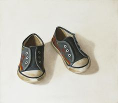 Fire Shoes by Holly Farrell