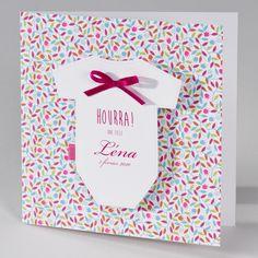 Buromac Baby Folly II 586055 - Faire-part de naissance/Faire-part Buromac - Impressions-Diverses