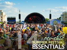 Heading to any music festivals this summer? 14 Eco-Fashion Essentials for Your Festival Getup
