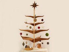Arbres de Noël minimalistes - 8 étapes (illustrées)