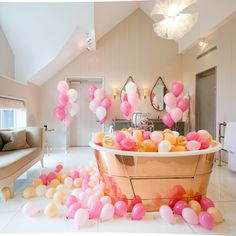 Inflated Balloons Delivered To Your Door For Any Special Occasion. Shop Our Helium Balloons Today - Delivered To All UK Mainland Addresses. Bubblegum Balloons, Pink Balloons, Helium Balloons, Wedding Balloons, Bubblegum Pink, Princess Balloons, Princess Theme, Unique Wedding Gifts, Gift Wedding