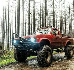 Toyota Pickup 4x4, Toyota Trucks, Jeep 4x4, Jeep Truck, Pickup Trucks, Toyota Hilux, Toyota Tacoma, Toyota Supra, Cool Trucks