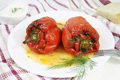 You will find here various recipes mainly traditional Romanian and Mediterranean, but also from all around the world. My Favorite Food, Favorite Recipes, Romanian Food, Romanian Recipes, Foods To Eat, Stuffed Peppers, Meals, Dishes, Vegetables