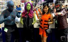 Most Bizarre Cosplay Of WonderCon 2015  43 Pics