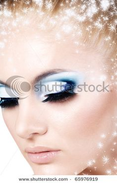 Very pretty... Just wish the watermark wasn't going across the middle of the eye