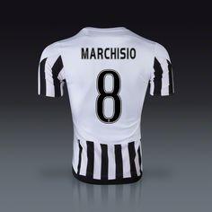 adidas Claudio Marchisio Juventus Home Jersey 15/16 | SOCCER.COM
