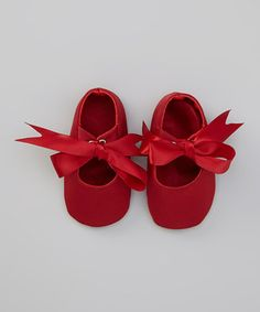 Another great find on #zulily! Ruby Mary Jane by Truffles Ruffles #zulilyfinds