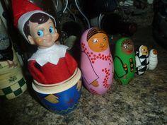 Day 3: Matryoshka Elf!!