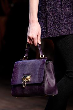 Dolce & Gabbana - Fashion A/W 2014
