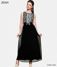 Look your stylish and glamorous best in this dress  #zovi #womensfashion