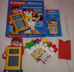 1980s Playskool Maximus Vintage Toy | eBay
