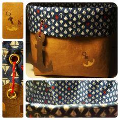 Utensilo-Ahoi! Picsart, Knitting, Sewing, Bags, Wordpress, Basteln, Home, Handbags, Dressmaking