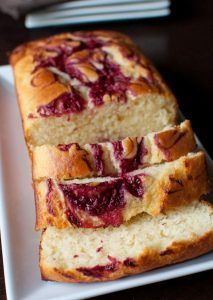 Healthy Raspberry Lemon Loaf – Weight Watchers Recipes