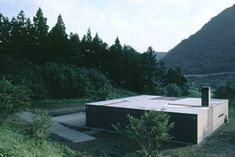 Thumbnail for version as of 18 June 2007 Gunma, Ryue Nishizawa, Weekend House, My House, Past, Farmhouse, Exterior, Architecture, World
