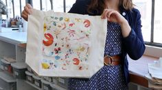 How to Personalize a Tote Bag for Mother's Day Videos | How to's and ideas | Martha Stewart