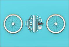 Kit Bike by Lucid Design | Ozarts Etc