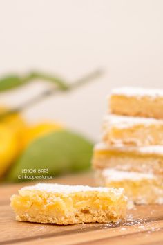 in happenstance: Spring is here! I recently recipe tested some very delicious lemon bars. So good!