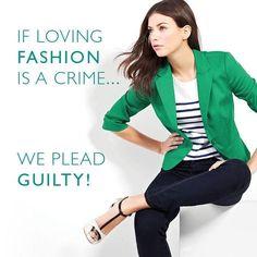Green Blazer | stripes tshirt and jeans