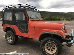 1979 Jeep CJ5 with Acme Hardtop 4 & Jeeps For Sale and Jeep Parts For Sale - 1968 CJ5   Jeeps For Sale ... pezcame.com