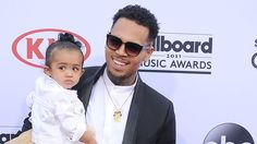 Chris Brown Throws More Shade at His Baby Mama