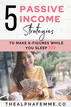 Create a massively successful   profitable business by setting up passive income streams and systems that make you 6 figures even in your absence. Get these 5 Profitable Strategies to make 6-figures in Passive Income.#make6figureswithpassiveincome #passiveincomeideas #6figurepassiveincome #profitablebusiness #profitableonlinebusiness 4 Industrial Revolutions, Multiple Streams Of Income, Passive Income Streams, Leaving Home, Old Quotes, Mindset, Budgeting, Finance, Tools