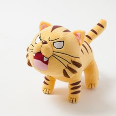 Toradora fans are sure to know who this tiny feisty tiger is meant to represent: heroine Taiga Aisaka of course! She was given the nickname Palmtop Tiger (or Tenori Tiger) because of her fiery personality and small stature. This adorable mini tiger often makes appearances in the series together with Taiga. The plushie is super stuffed, has solid stitching, and can even stand proudly on its own! If...