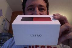 Our new #LYTRO camera makes me smile!