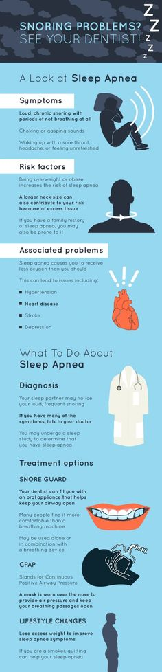 Having a larger neck, a family history, or too much weight can increase your vulnerability to sleep apnea. Look through this infographic on what your family dentistry specialist can do about your snorin at: #infographic #datavisualization #snoring #dental