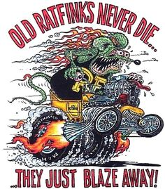 Big Daddy Roth | back to big daddy roth top previous rat fink name