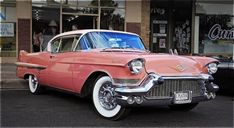 1957 Cadillac My Grandfather owned this exact model and Saturday AM's I got to wash and polish this baby #cadillacclassiccars #classiccars1957cadillac