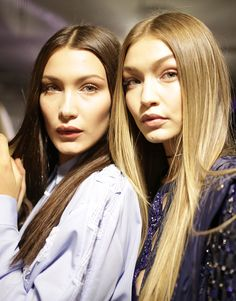With the confirmations of Bella and Gigi Hadid, Victoria's Secret brings its first sisters to the runway this year.