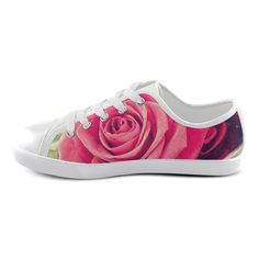 Kissed By The Sun Canvas Kid's Shoes (Model 007).