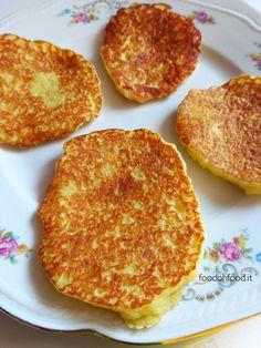 Placki ziemniaczana - Polish crispy hash browns. Polish food.
