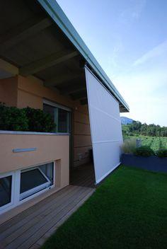 Tende outdoor Casa privata Trento, Trento, 2014 - Berlanda project