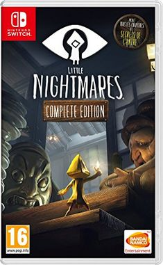 ICYMI: Little Nightmares – Complete Edition pour Nintendo Switch