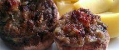 Marinated flank steak with garlic mashed potatoes Low Fat Cooking, Marinated Flank Steak, Sauce Barbecue, Garlic Mashed Potatoes, Americas Test Kitchen, Food Shows, Tiramisu, Curry, Stuffed Mushrooms