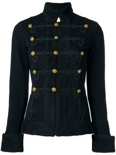 Military jackets for Women Ralph Lauren Style, Ralph Lauren Jackets, Military Style Jackets, Military Jackets, Suits For Women, Jackets For Women, Military Looks, Pretty Outfits, Pretty Clothes