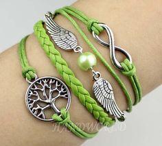 Tree of life Bracelet harry potter bracelet infinity by handworld, $5.99
