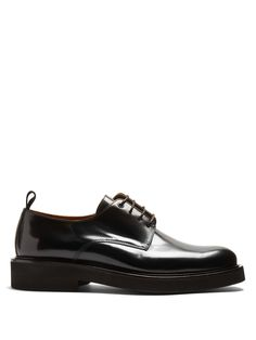 Click here to buy AMI Leather derby shoes at MATCHESFASHION.COM