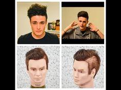 Blumaan Undercut - Men's Haircut Tutorial - TheSalonGuy - YouTube